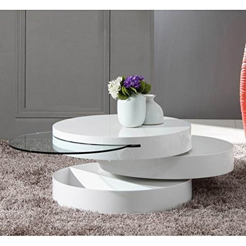 Magnificent Preferred Round Swivel Coffee Tables With White Coffee Tables Cocktail Tables (View 40 of 50)