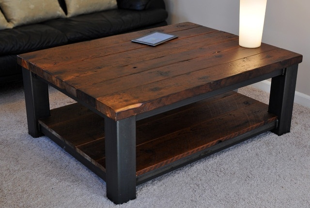 Magnificent Preferred Rustic Coffee Table And TV Stands Throughout Rustic Coffee Tables And End Tables Rustic Coffee Tables And End (Image 34 of 50)