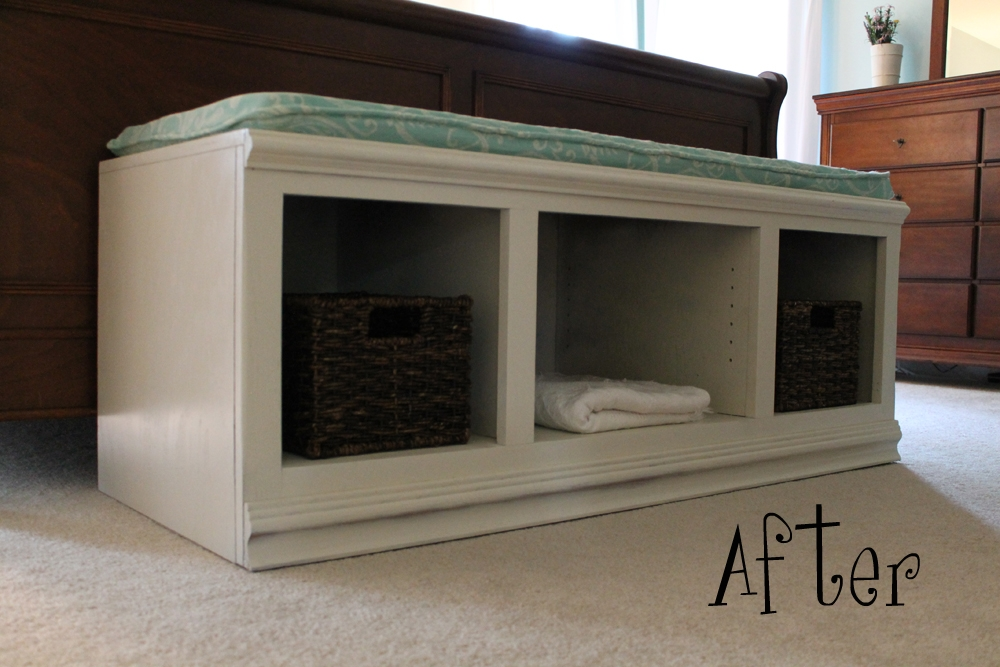 Magnificent Premium Bench TV Stands Within Sittin Pretty My Sweetnest (Image 37 of 50)