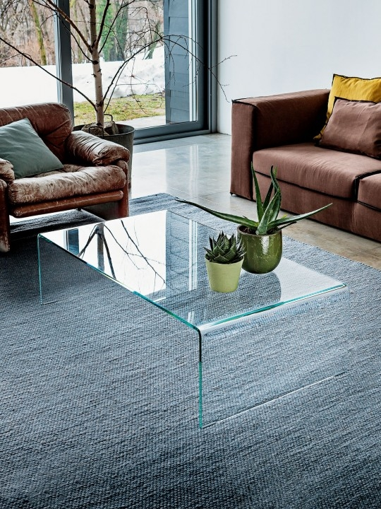 Magnificent Premium Curved Glass Coffee Tables Pertaining To Curved Glass Coffee Table Glassdomain (Image 35 of 50)