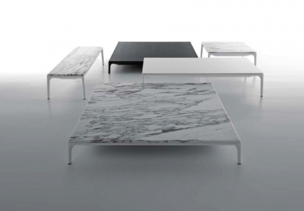 Magnificent Premium Large Low White Coffee Tables Throughout Low Square Coffee Table (Image 37 of 50)