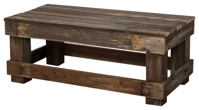 Magnificent Premium Rustic Barnwood Coffee Tables For Barn Wood Coffee Table (View 9 of 50)