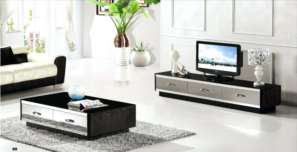 Magnificent Premium TV Stand Coffee Table Sets Within Coffee Table Coffee Table Tv Stand Set Coffetablewooden And (View 29 of 50)