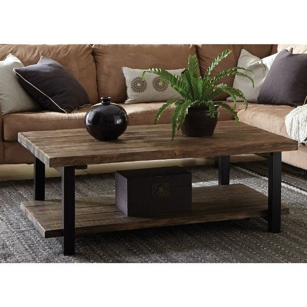Magnificent Premium Very Large Coffee Tables In Best 20 Rustic Wood Coffee Table Ideas On Pinterest Rustic (Image 40 of 50)