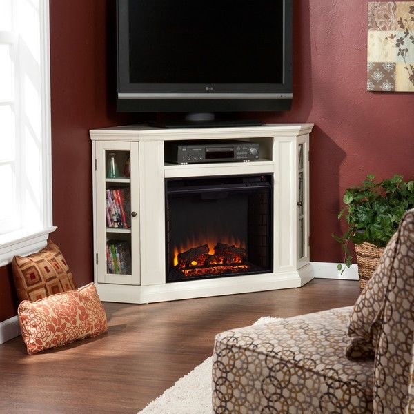 Magnificent Series Of 32 Inch Corner TV Stands Regarding Tv Stands Corner Tv Stands For 55 Inch Tv Curved Design 55 Inch (Image 33 of 50)