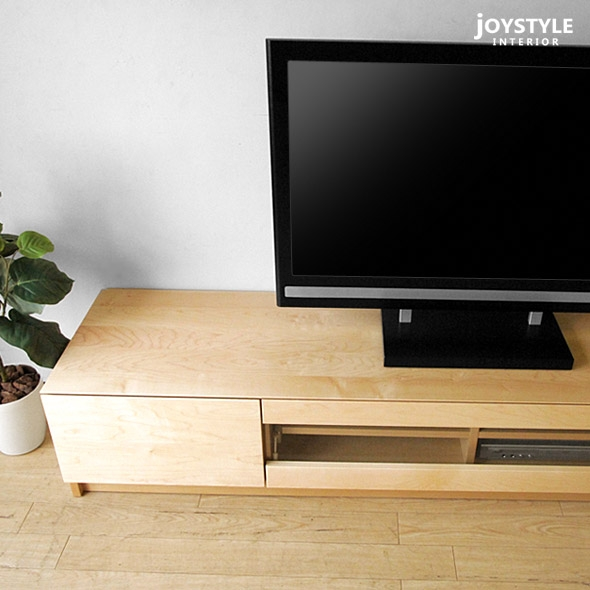 Magnificent Series Of Maple Wood TV Stands In Joystyle Interior Rakuten Global Market Tv Board Gram 200hm (View 35 of 50)