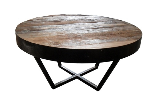Magnificent Series Of Round Steel Coffee Tables With Creative Of Round Iron Coffee Table Round Metal Coffee Table With (Image 36 of 50)
