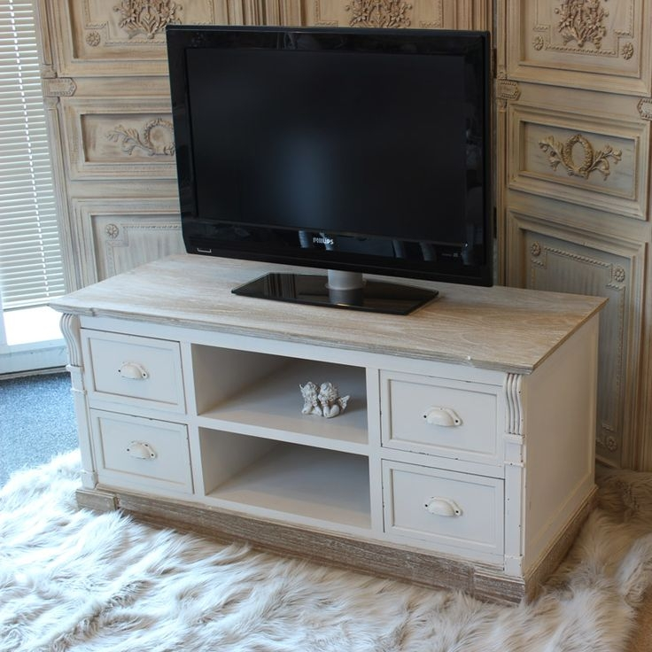 Magnificent Series Of Shabby Chic TV Cabinets For Best 25 Television Cabinet Ideas On Pinterest White Tv Cabinet (View 33 of 50)