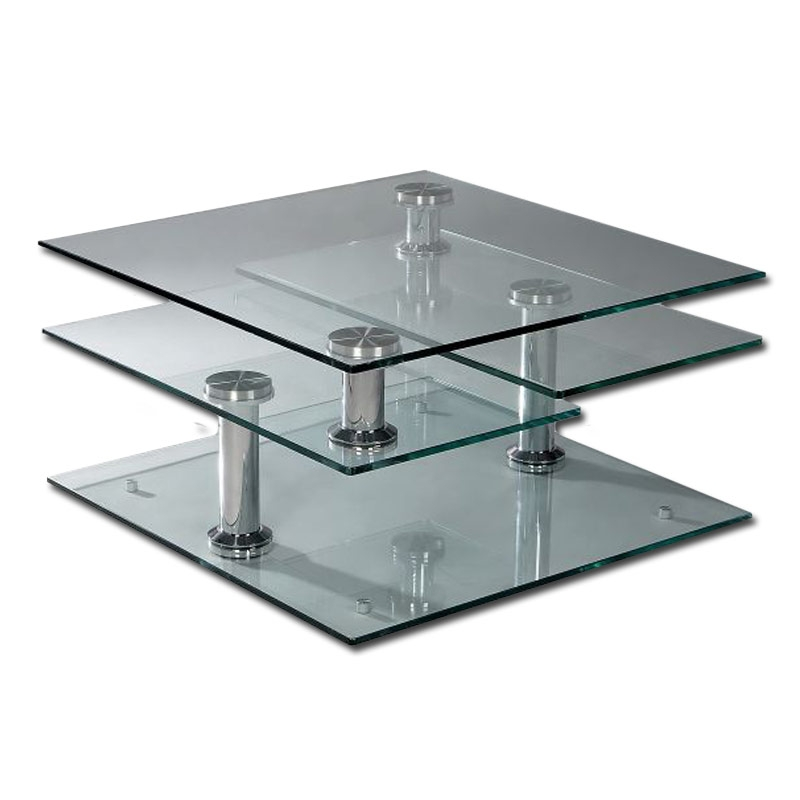 Magnificent Series Of Simple Glass Coffee Tables Inside Coffee Table Cheap Glass Coffee Table Unique And Functional (Image 30 of 40)