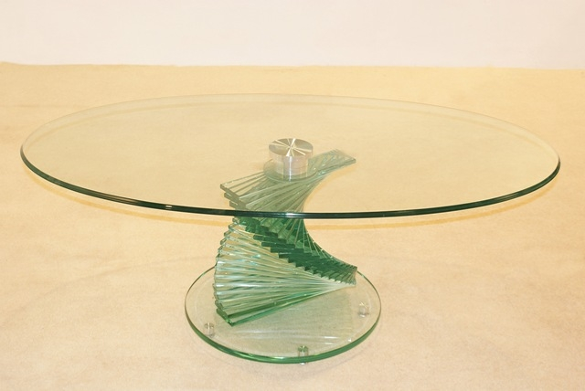 Featured Image of Swirl Glass Coffee Tables
