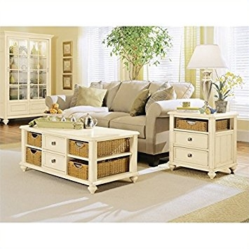 Magnificent Top 2 Piece Coffee Table Sets With Amazon American Drew Camden 2 Piece Coffee Table Set In (View 50 of 50)