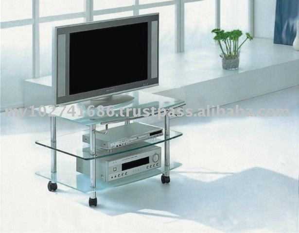 Magnificent Top Glass TV Cabinets Regarding Tv Cabinet With Wheels Tv Cabinet With Wheels Suppliers And (Image 39 of 50)