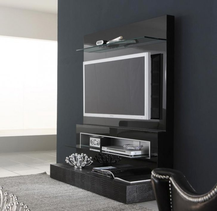 Magnificent Top Modern TV Stands With Mount Pertaining To Choosing Between Small And Big Tv Stands Wall Mount Modern Tv (Image 35 of 50)