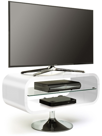 Magnificent Top Oval White TV Stands With Tv Stands Alphason Furniture Entertainment Unit Uk Cf Cabinets (Image 38 of 50)