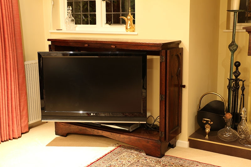 Magnificent Top Unusual TV Cabinets Regarding Medieval Style Tv Cabinet An Unusual Design Challenge (Image 37 of 50)