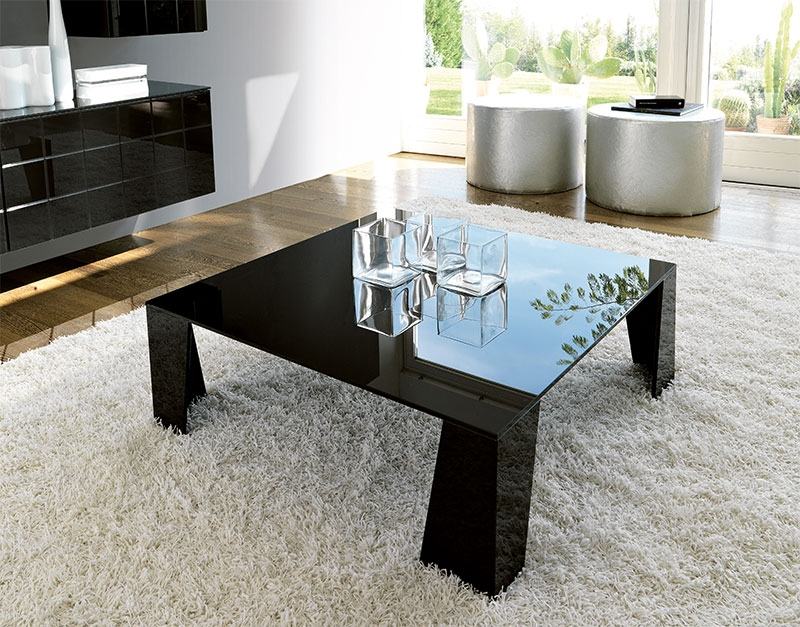 Magnificent Top White And Black Coffee Tables With Regard To Coffee Table Marvelous Square Black Coffee Table Black Square (Image 25 of 40)