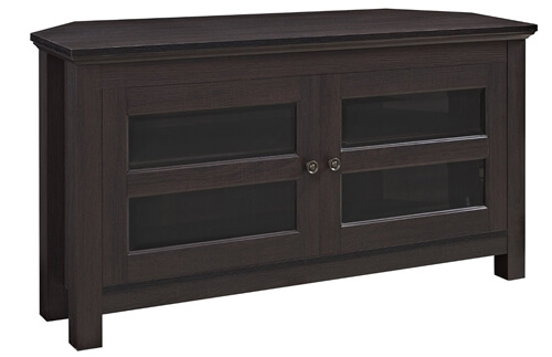 Magnificent Top Wood Corner TV Cabinets For Corner Tv Cabinet Television Stand Guide (Image 32 of 50)