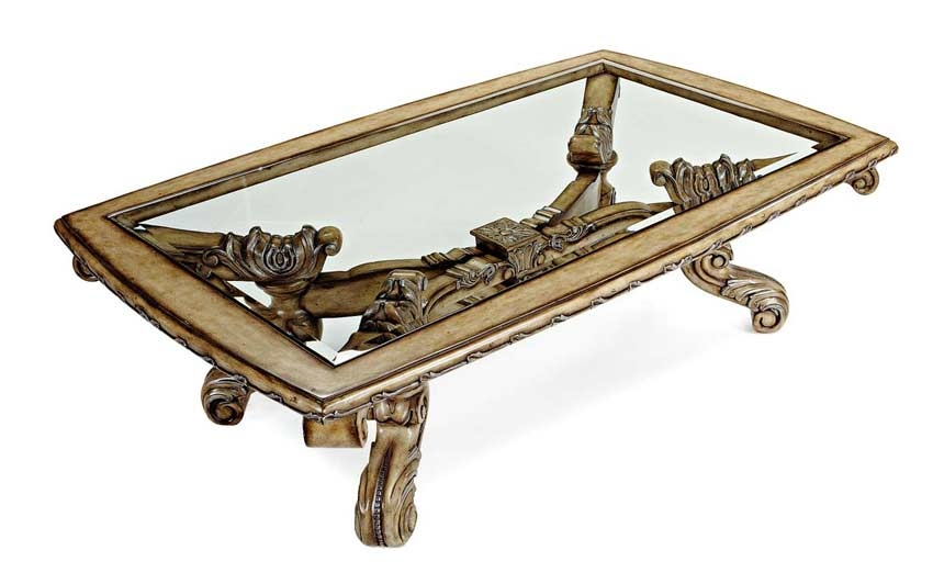 Magnificent Trendy Baroque Coffee Tables With Baroque Coffee Table 05 Baroque Coffee Tables (View 9 of 50)