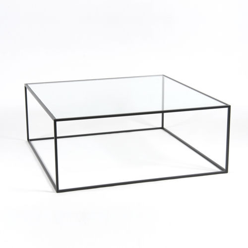 Magnificent Trendy Coffee Tables Metal And Glass Within Minimalist Design Coffee Table Glass Steel Rectangular (Image 29 of 40)