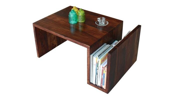 Magnificent Trendy Coffee Tables With Magazine Rack Pertaining To Coffee Table With Magazine Rack Living Trendz (View 41 of 50)