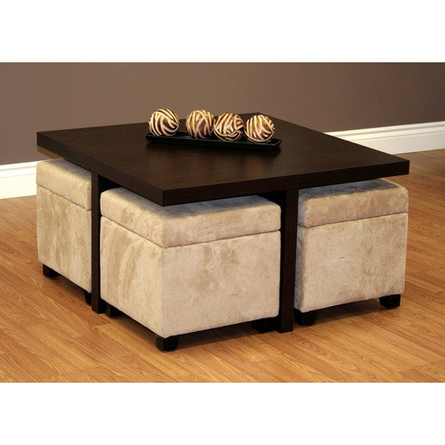 Magnificent Trendy Coffee Tables With Seating And Storage With Storage Coffee Tables Ottomans (Image 42 of 50)