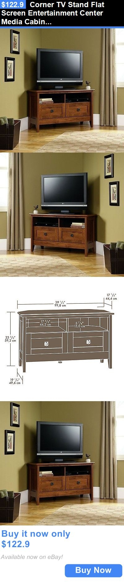 Magnificent Trendy Flat Screen TV Stands Corner Units Within Best 10 Tv Stand Corner Ideas On Pinterest Corner Tv Corner Tv (Image 38 of 50)