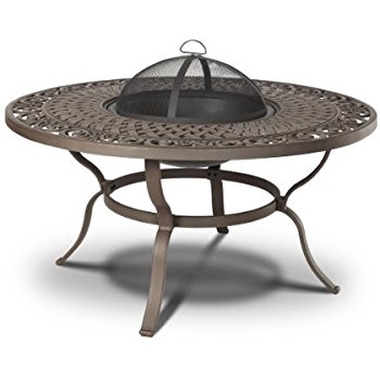 Magnificent Trendy Round Slate Top Coffee Tables In Amazon Red Ember Brighton 40 In Round Slate Top Fire Pit (Image 31 of 40)