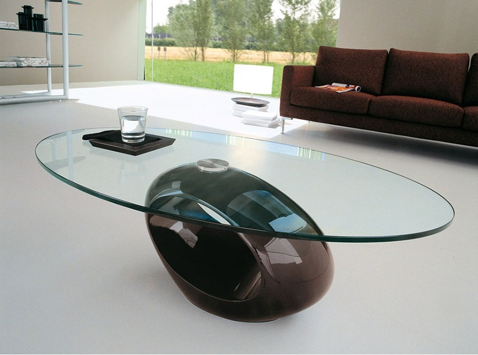 Magnificent Trendy Transparent Glass Coffee Tables Throughout Dubai Coffee Table Tonin Casa Coffee Tables Living Room (Image 36 of 50)