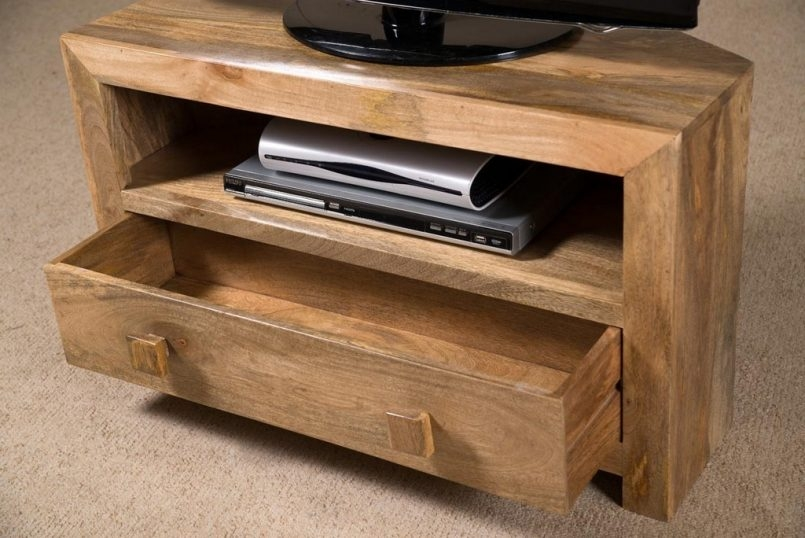 Magnificent Trendy Wood TV Stands With Swivel Mount Within Wood Tv Stand With Swivel Mount (Image 34 of 50)