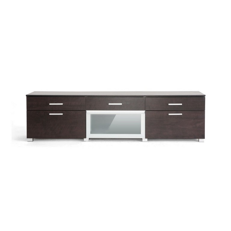 Magnificent Unique Slimline TV Stands In Furniture Slim Tv Console Tv Stand With Back Panel Metal And (Image 35 of 50)