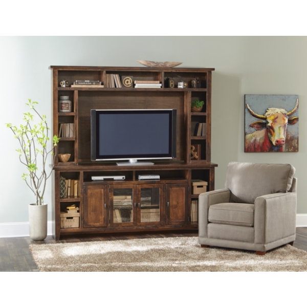 Magnificent Unique Vintage TV Stands For Sale With Tv Stands Glamorous Honey Oak Entertainment Center 2017 Design (View 45 of 50)