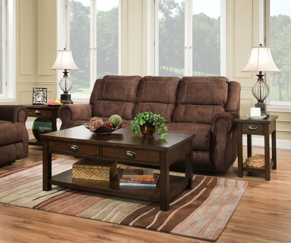 Magnificent Variety Of 2 Piece Coffee Table Sets Within Alcott Hill Burley 2 Piece Coffee Table Set Reviews Wayfair (View 45 of 50)
