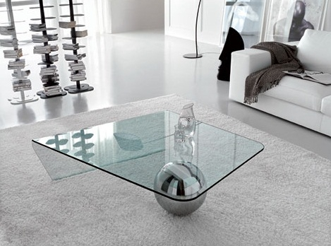 Magnificent Variety Of Contemporary Glass Coffee Tables  Throughout Modern Glass Coffee Table (Image 42 of 50)