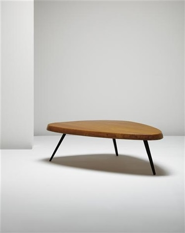 Magnificent Variety Of Free Form Coffee Tables In Free Form Coffee Table Jean Prouv And Charlotte Perriand On Artnet (Image 27 of 40)
