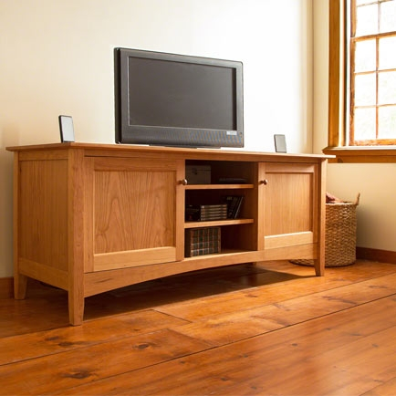 Magnificent Variety Of Maple TV Cabinets Throughout Buy Maple Corner Woodworks Furniture Online Vermont Woods Studios (View 19 of 50)