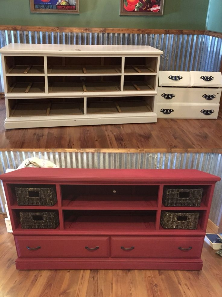Magnificent Variety Of Red TV Cabinets With Regard To 79 Best Paint The Town Red Emperors Silk Primer Red And (Image 39 of 50)