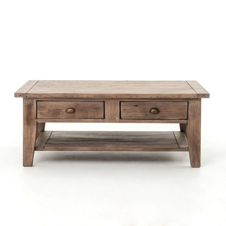 Magnificent Variety Of Rustic Coffee Table Drawers Within 96 Best Spaces Coffee Tables Images On Pinterest Coffee Table (View 18 of 50)