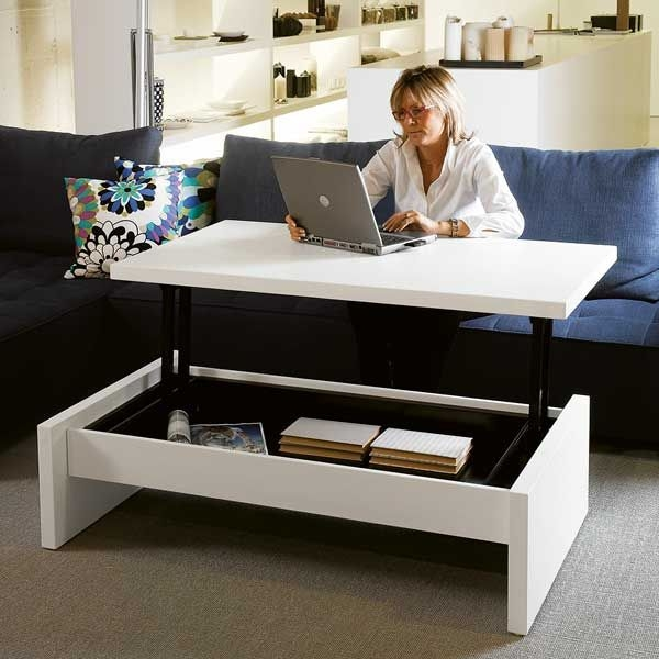 Magnificent Wellknown Desk Coffee Tables Inside Best 25 Folding Coffee Table Ideas That You Will Like On (Image 39 of 50)