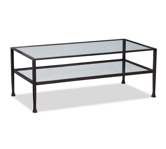 Magnificent Well Known Glass Coffee Tables With Shelf Regarding Coffee Table Astounding Rectangular Glass Coffee Table With Shelf (View 22 of 50)