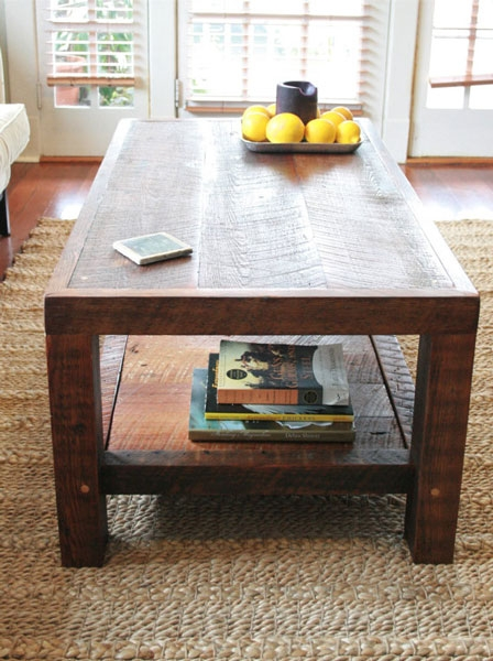 Magnificent Well Known Large Rustic Coffee Tables For Large Rustic Coffee Table Doorman Designs (View 50 of 50)