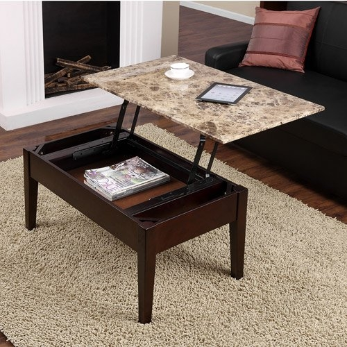Magnificent Well Known Raise Up Coffee Tables For Amazing White Lift Top Coffee Table (View 39 of 40)