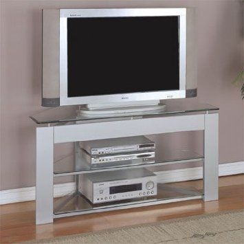 Magnificent Well Known Silver TV Stands Intended For 14 Best Tv Stands Modern Transitional Images On Pinterest (Image 30 of 50)