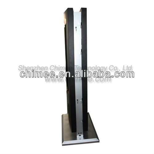 Magnificent Well Known Stands Alone TV Stands Regarding 55 Inch Dual Sided Network Lcd Advertising Display Tv Stand Alone (Image 36 of 50)