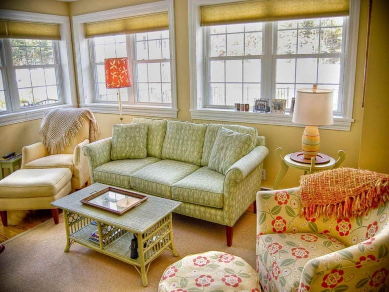 Magnificent Wellknown White Cottage Style Coffee Tables Inside Cottage Style Living Rooms Nice White Sofa Decorative Wall China (Image 38 of 50)