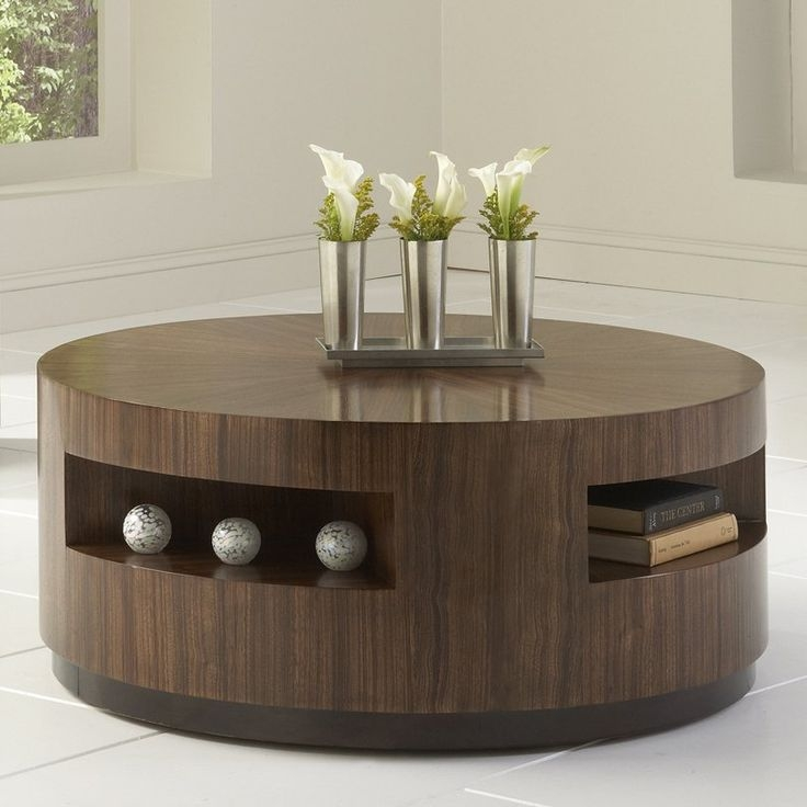 Magnificent Wellliked Circular Coffee Tables Pertaining To 27 Best Coffee Tables Images On Pinterest (View 25 of 40)