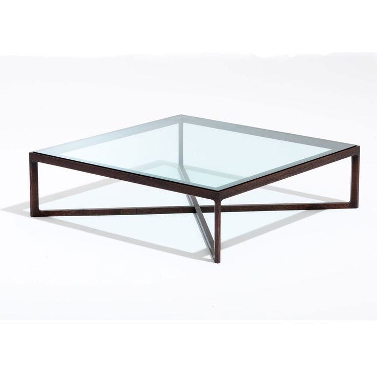 Magnificent Wellliked Iron Glass Coffee Table Regarding Best 25 Square Glass Coffee Table Ideas On Pinterest Wooden (View 39 of 50)