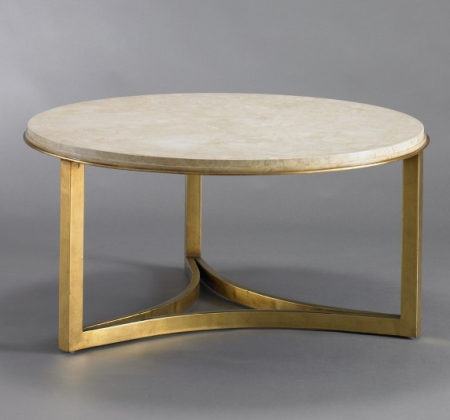 Magnificent Wellliked Marble Round Coffee Tables Within Round Gold Coffee Table (View 48 of 50)