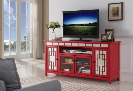 Magnificent Wellliked Mirrored TV Stands Intended For Mirrored Tv Stand Our Favorite 7 Mirrored Tv Stands Tv Stands (View 25 of 50)