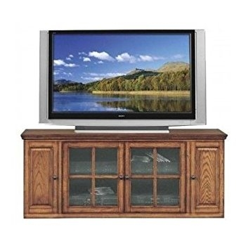 Magnificent Wellliked Oak Veneer TV Stands With Amazon Leick Mission 60 Tv Stand Kitchen Dining (Image 38 of 50)