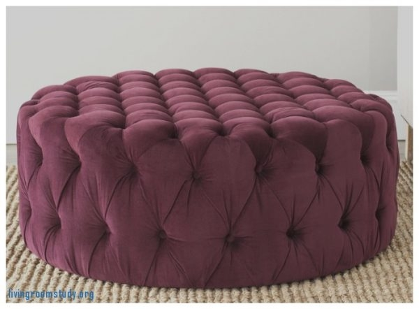 Magnificent Wellliked Purple Ottoman Coffee Tables Within Living Room Purple Ottoman Coffee Table Magnificent Tufted Bed (Image 28 of 40)